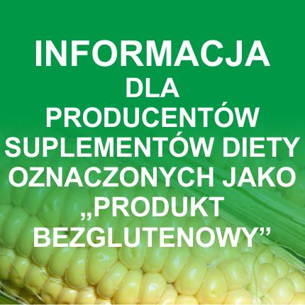 Informacja dla producentów i dystrybutorów